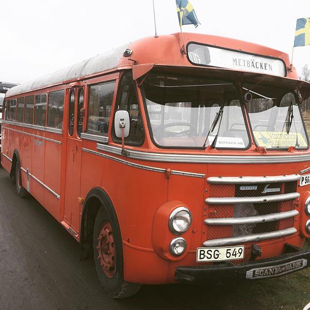 New tour bus? #captaincrimson