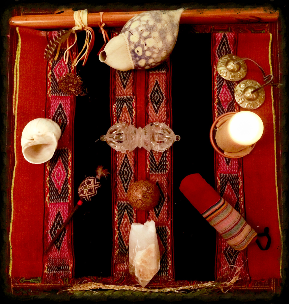 Her breathing ceremonies are a journey into the spirit world, into the unseen realms of internal states, beyond time and space. Through the holy breath, Jo Ann guides people inwards and helps us to discover our own inner healer. ...she guides spirit into the our sacred vessel leading us to a true experience.