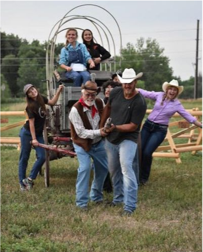 Exciting Wednesday Night SocialOpportunity - The Poudre Learning Center (PLC) is hosting the Pulse of the Poudre Chuckwagon Dinner and Show. The PLC sits on the Poudre River in Greeley and has a mission is to awaken a sense of wonder and inspire environmental stewardship and citizenship through education of students, families and local residents along the Colorado Northern Front Range.Click here to buy your ticket and for more information. The event runs from 5:30 to 8:30pm.A van will leave North Hall at UNC at 5:15pm to take those interested to the PLC and will return to campus (North Hall) when it is over (ending time estimated to be 8:30pm). Click here to reserve your van spot, open to the first 14. Others are welcome to join but will be responsible for their own transportation. Dr. Andrew Bentley will be your host for the evening. Please direct questions at Andrew.Bentley@unco.edu .