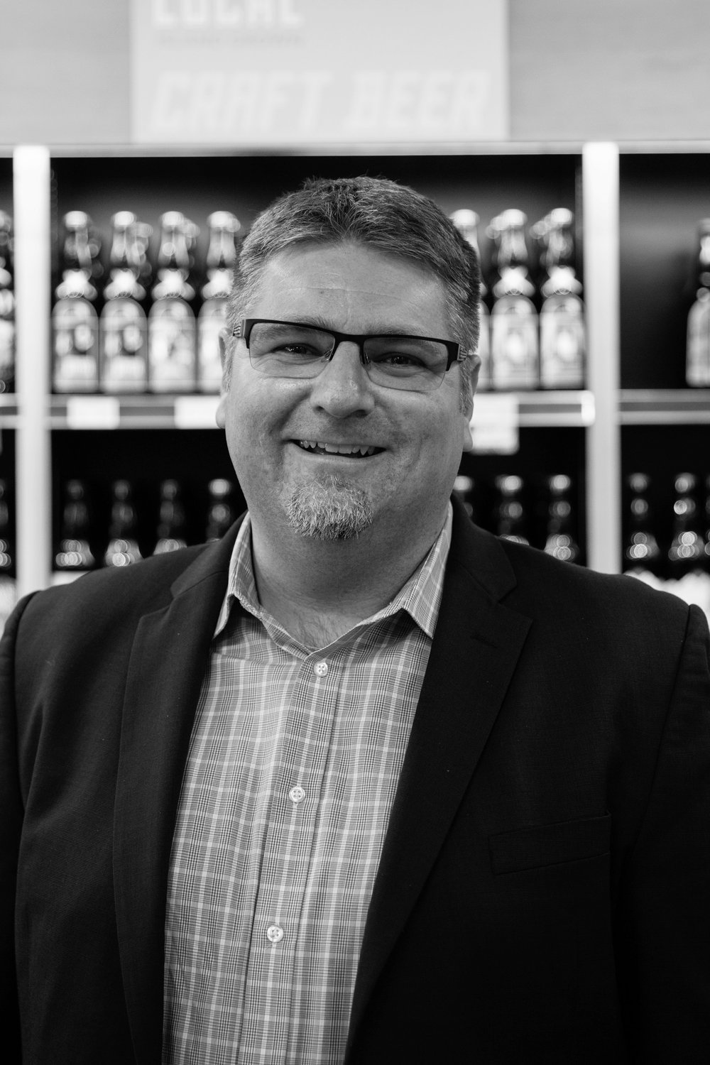 Jeremy Pott  Regional Operations Manager, Cascadia Liquor Stores