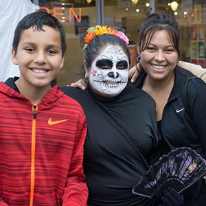 Día de Muertos/Day of the Dead 2015