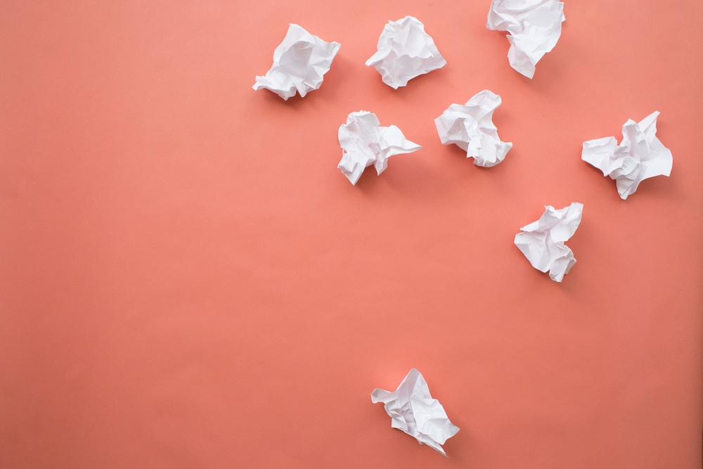 Claire Barton - Declutter your workspace