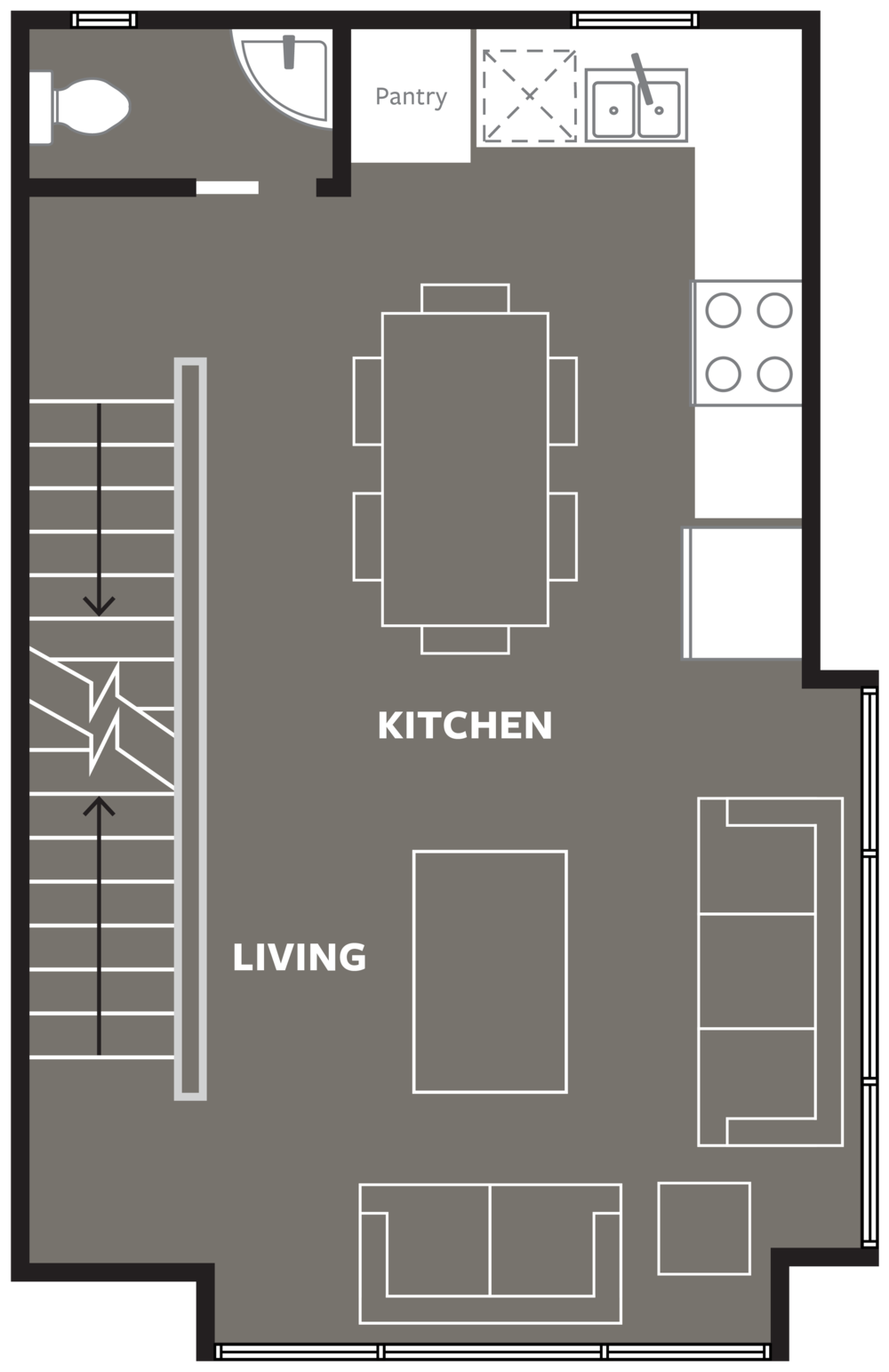 Matisse - Mid Floor