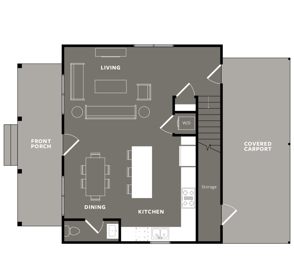 Amber - Ground Floor