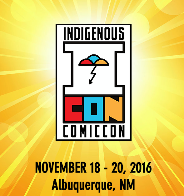 Indigenous Comicon