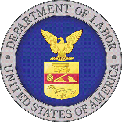 GetPayroll-Department of Labor Logo