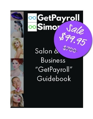 Salon and Spa GetPayroll Guidebook Cover