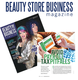 GetPayroll featured in Beauty Store Business Magazine