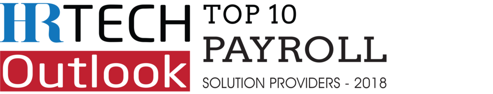 HR Tech Outlook Magazine Top 10 Payroll Solutions Providers for 2018