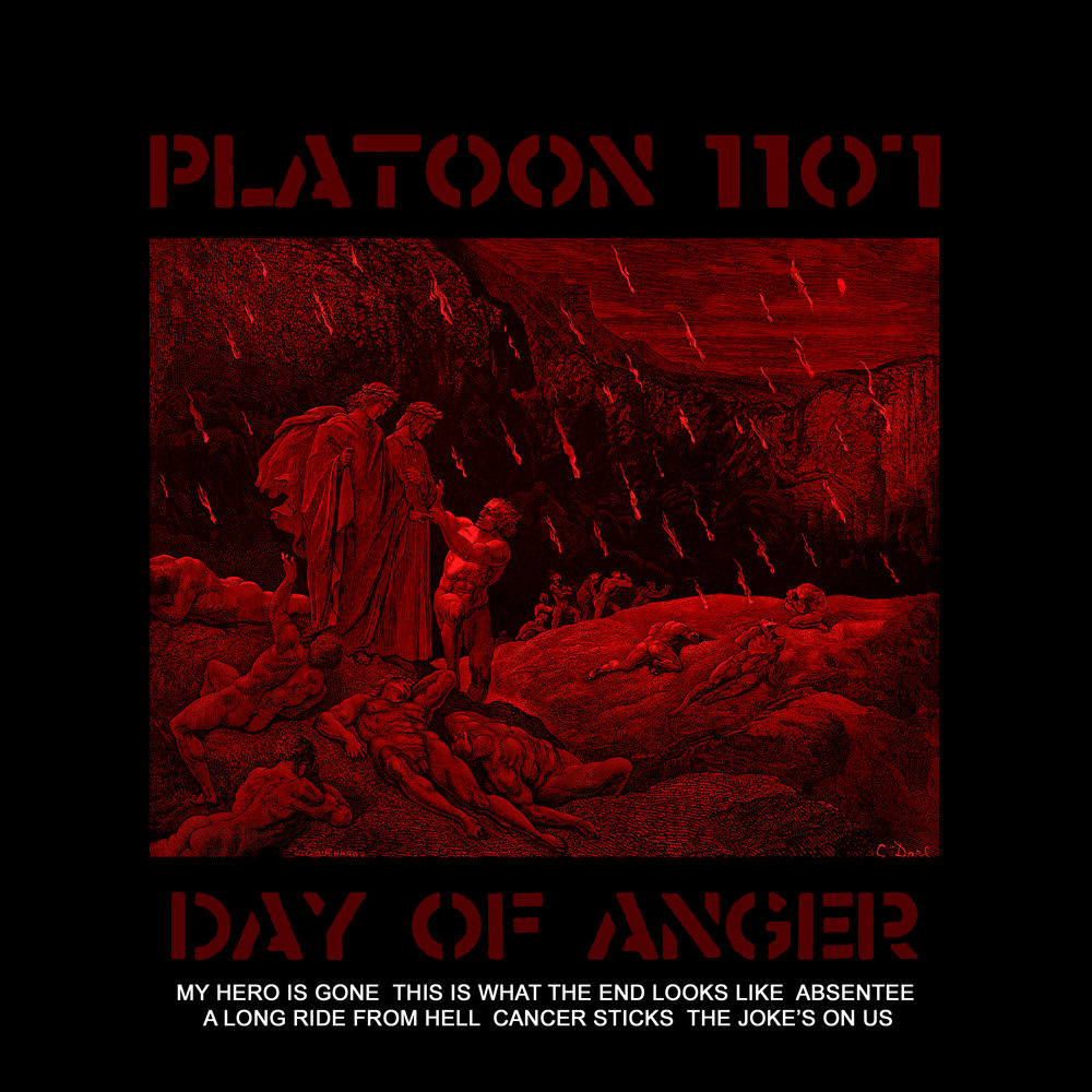 PLATOON 1107 - Day of Anger album cover.jpg