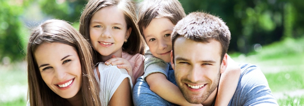 We Offer Full Family Dental Services