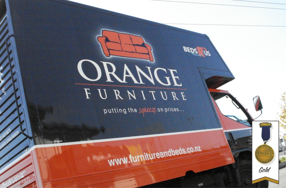Orange Furniture