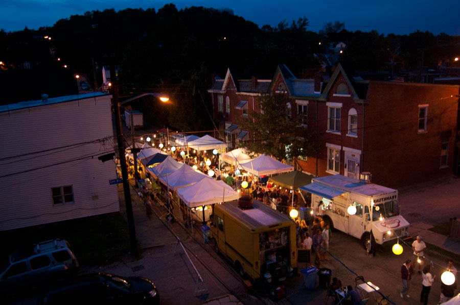 Garfield Night Market