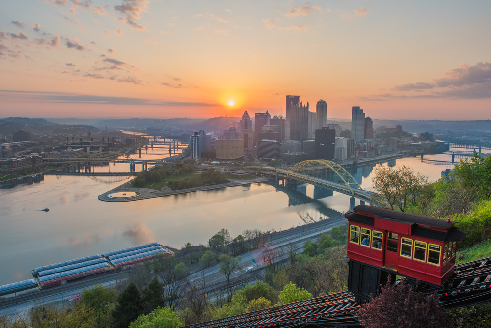 Monongahela/Duquesne Inclines