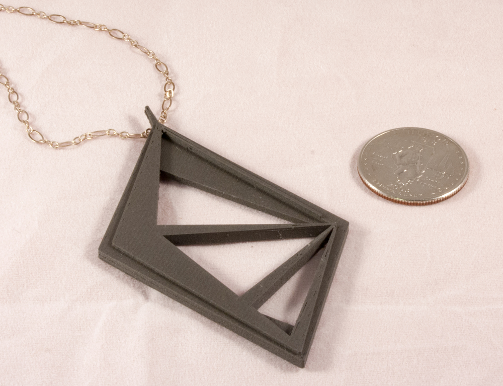 Laura's Stainless Steel necklace