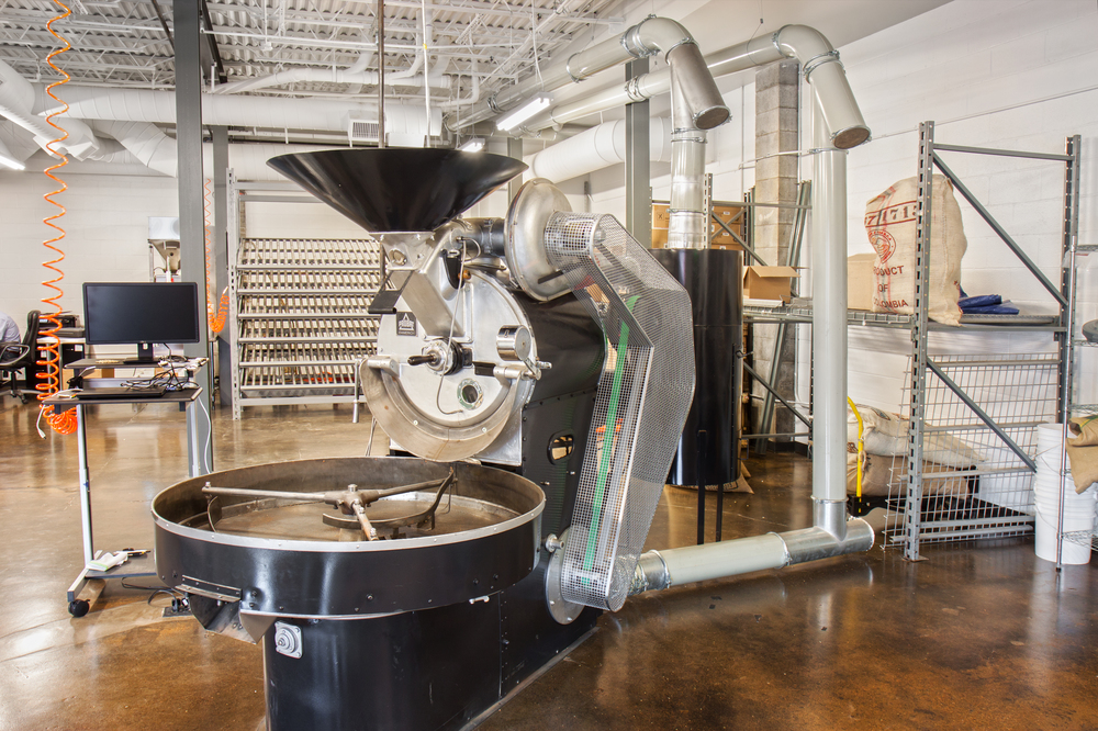 COFFEE ROASTING FACILITY