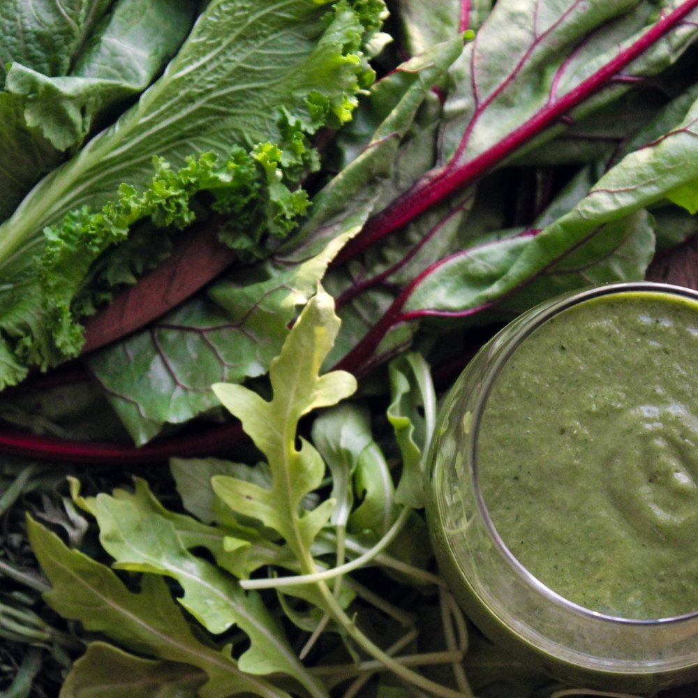 The Ultimate Guide to Dark Leafy Greens -