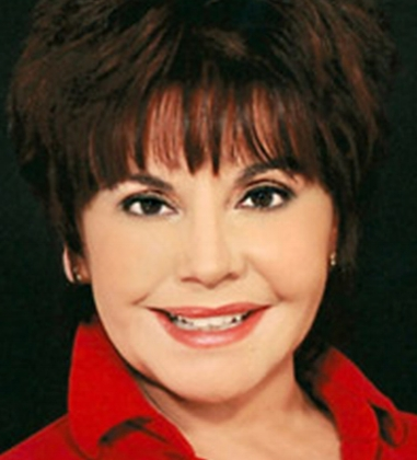 Vivian Ruiz, maestra.