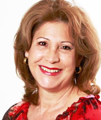 Zaida Castellanos, maestra.