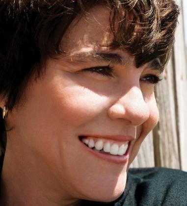 Cristina Rebull, maestra.