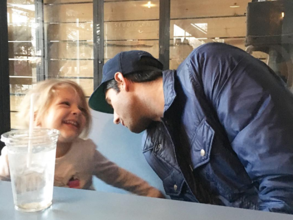 Daddy-daughter date