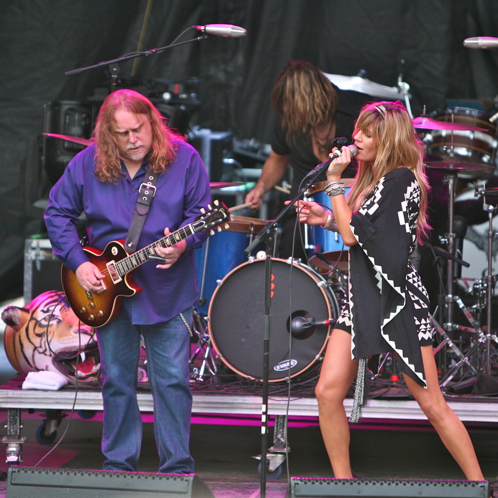 Warren Haynes w/ Grace Potter