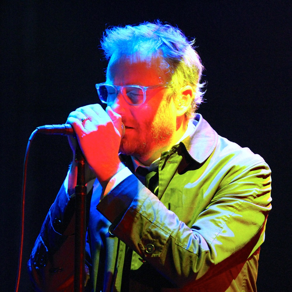 Matt Berninger/The National