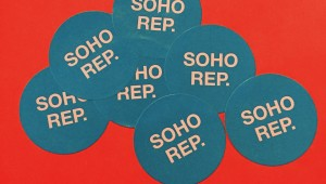 Curator: - I'm thrilled to announce I am the new co-chair of Soho Rep's writer/director lab with JACKIE SIBBLIES DRURY