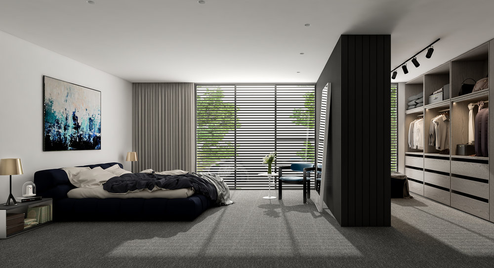 Huntingtower Rd - Interior Bedroom Elevation MR.jpg