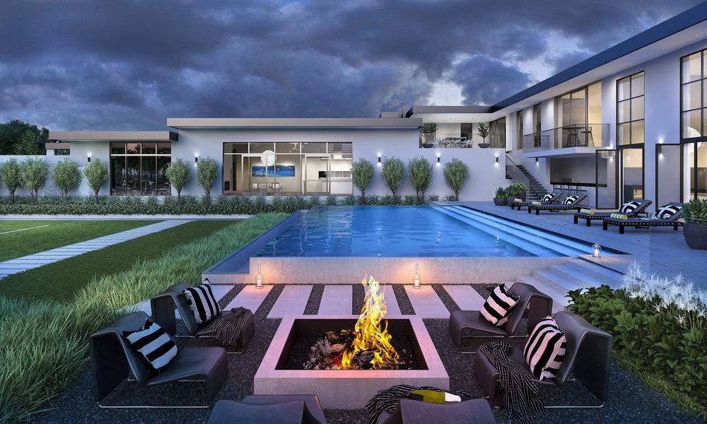 Maddison Estate - Fire Pit Winters Dusk MR.jpg