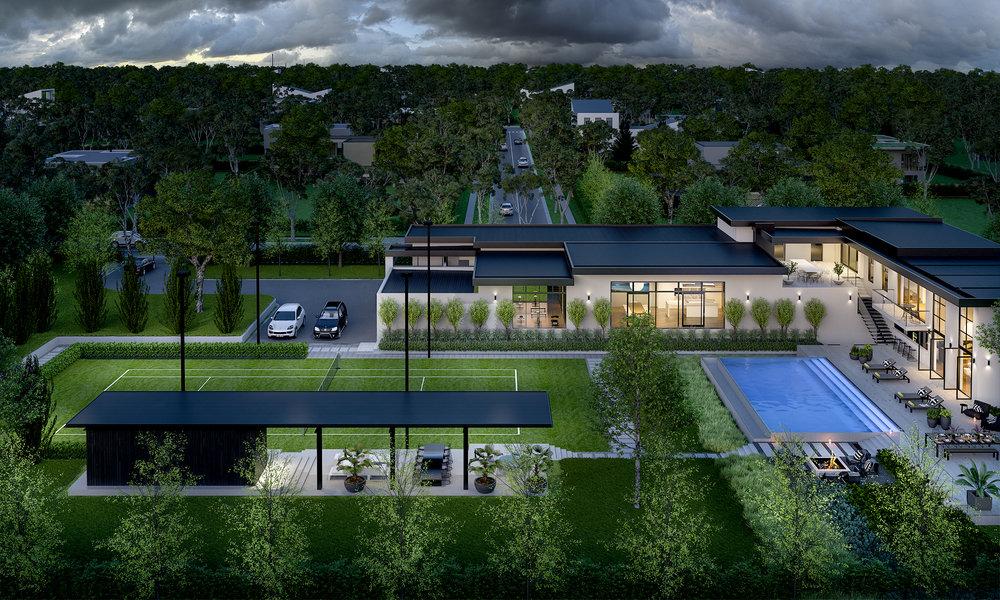 Maddison Estate - Aerial Dusk MR.jpg