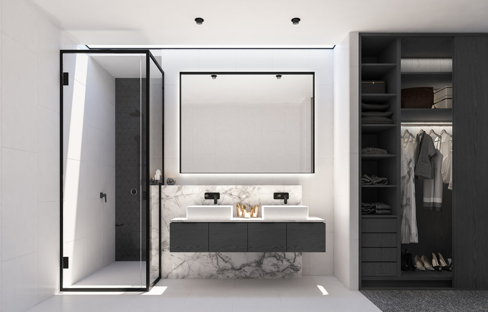 Tibbles St - Interior Bathroom MR Black Joinery.jpg