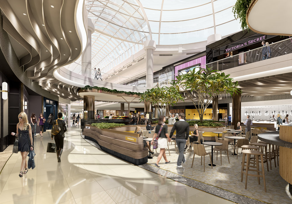 CHADSTONE SHOPPING CENTER : FOOD COURT