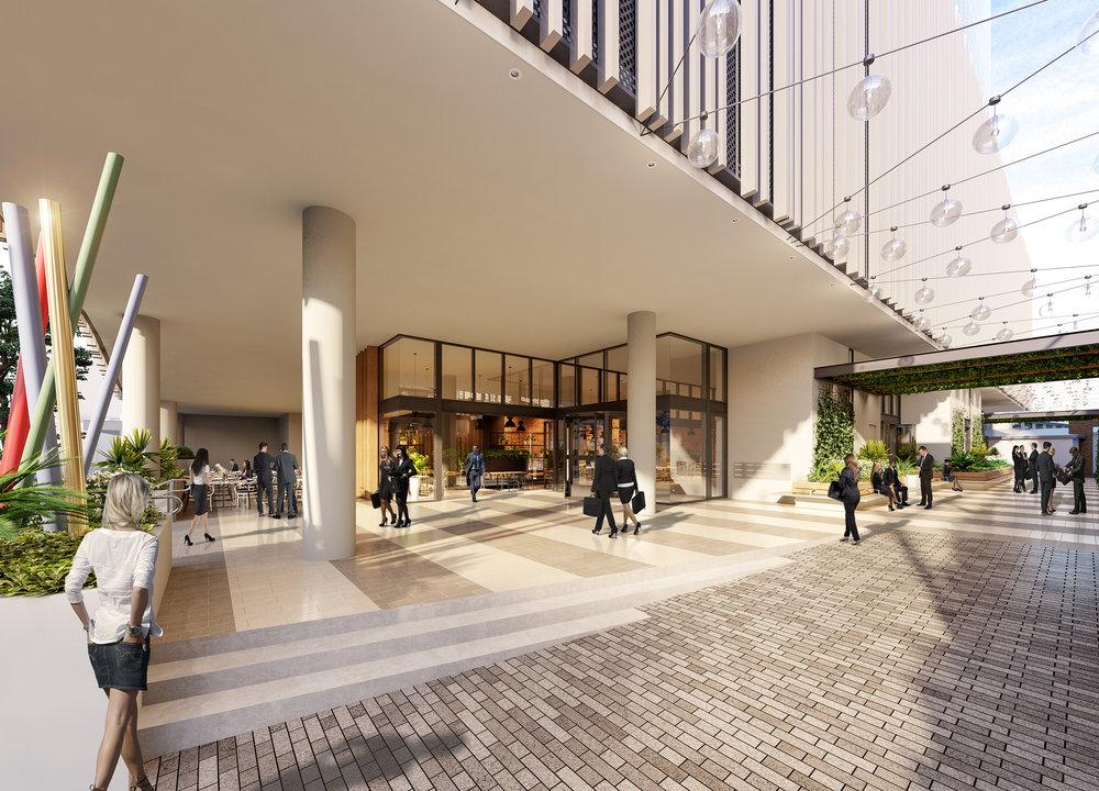HUNTER STREET BUSINESS CENTER : NEWCASTLE