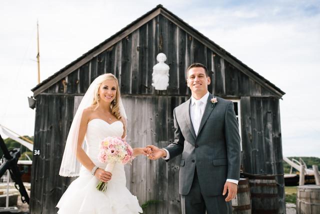 Melissa & Christopher