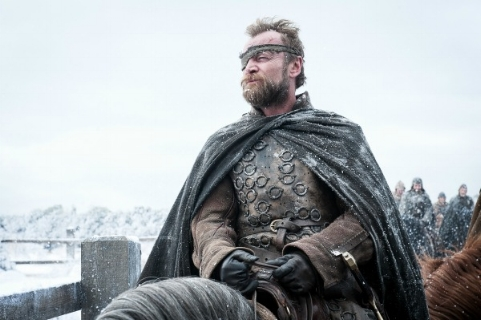 The Lightning Lord. Beric Dondarion.
