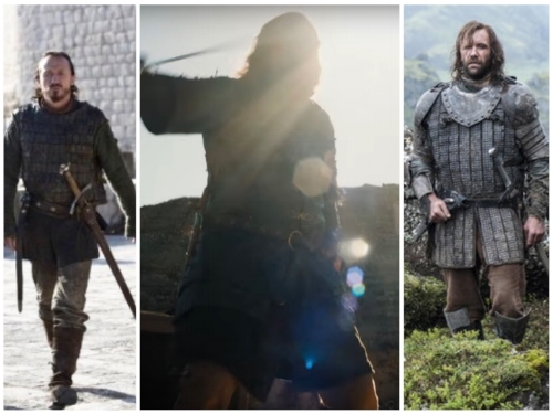 Bronn of the Blackwater or Sandor Clegane The Hound?