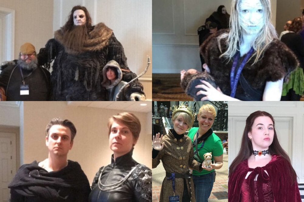 Gallery - Come check out our awesome pictures from events cons as well as amazing Game of Thrones Fan art!