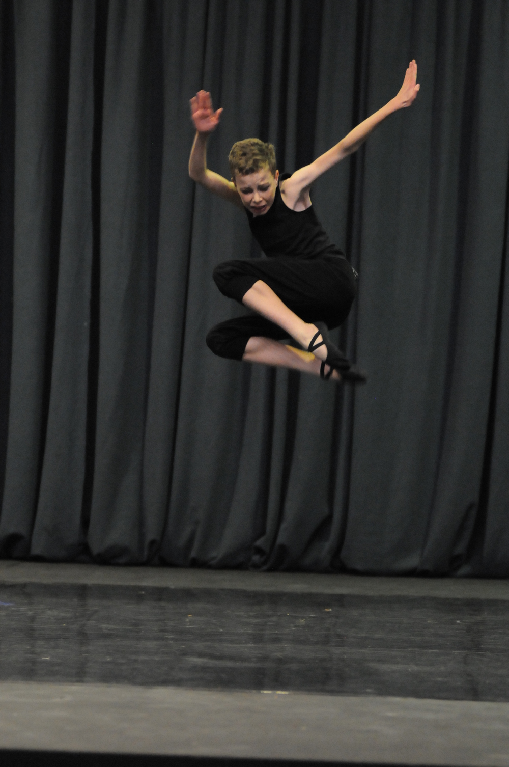 Rohan Hazelton, a student of GDANCE since he was 4 years old, is also an Invitee student at The Australian Ballet School.