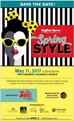 Buffalo Spree Spring Style Event