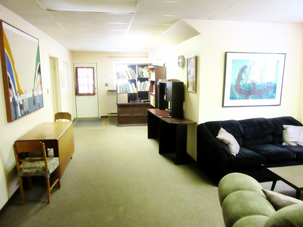 Main Floor - Common Area
