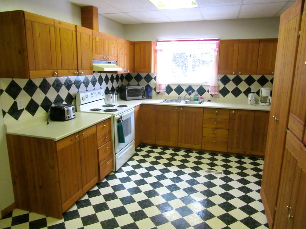 Main Floor - Kitchen