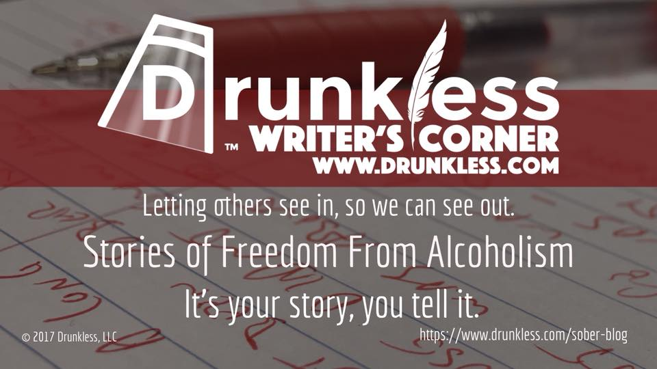 Drunkless Writer's Corner