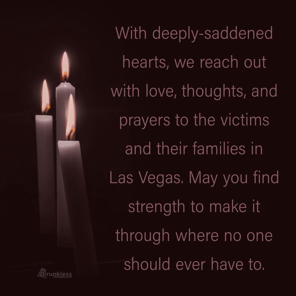 Las Vegas Atrocity - Love, Thoughts, and Prayers