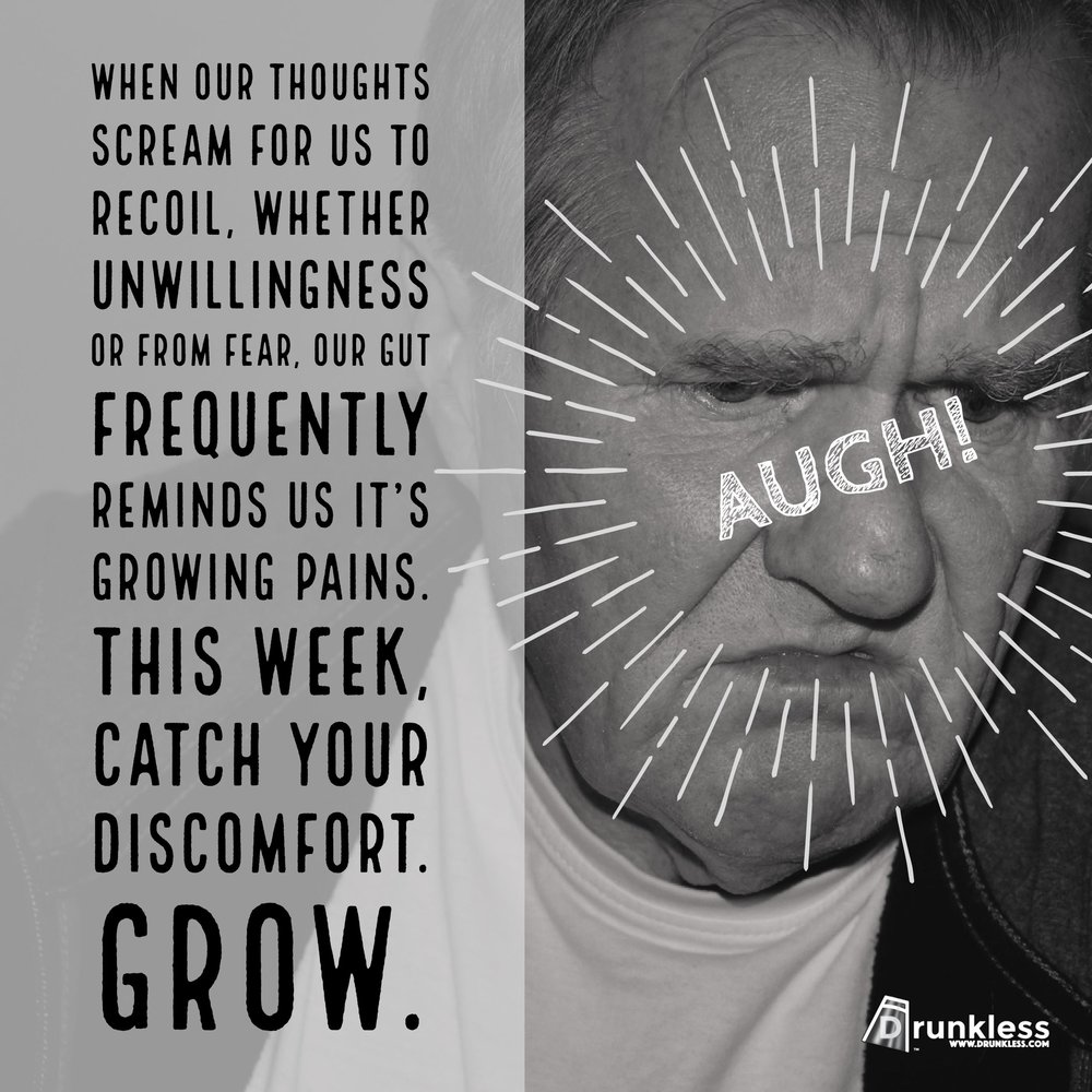 WeekAM - Discomfort Is Growth