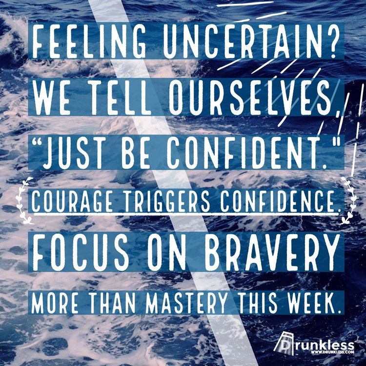 Focus on Bravery
