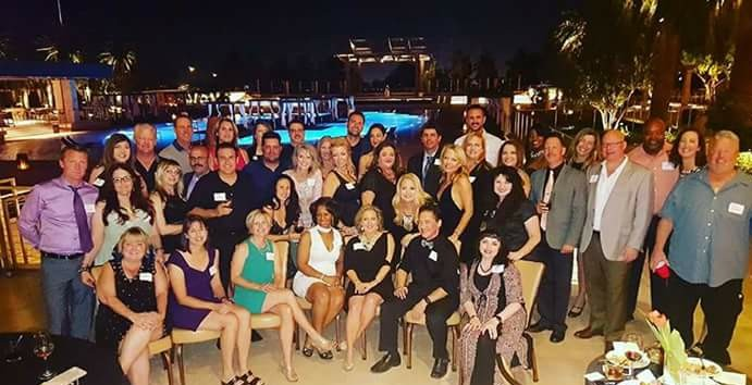 "Chaparral's Class of 1987 Class Reunion 9/30/2017 Las Vegas at The ""M"" Hotel and Casino"