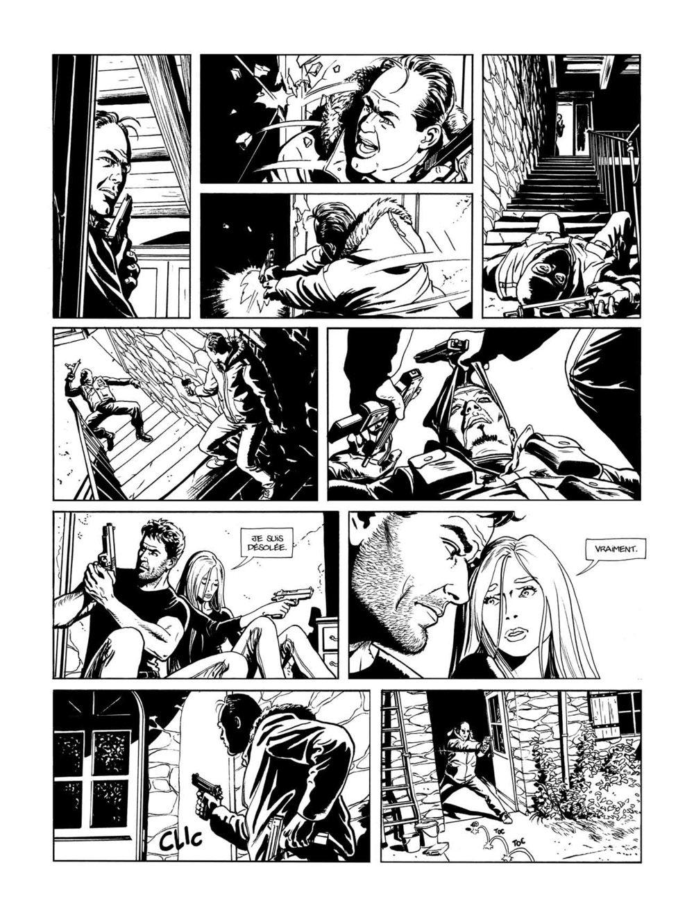 """Thomas Silane"" vol.5  Page 12"