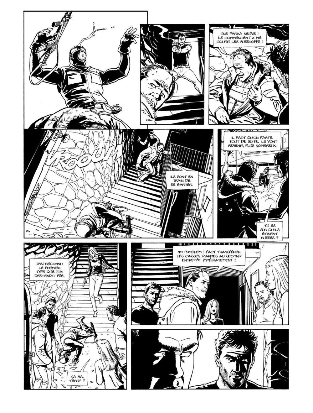 """Thomas Silane"" vol.5  Page 14"