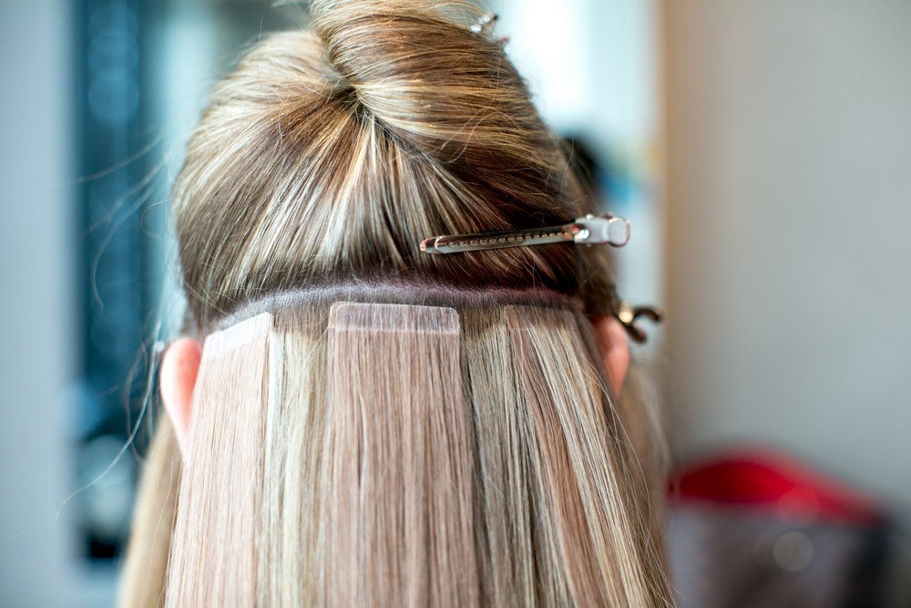 Hair extensions at keri gold salon keri gold salon buckhead additional services with hair extensions include extension removal preparing the clients hair extension cutting professional shampoo and extension pmusecretfo Image collections